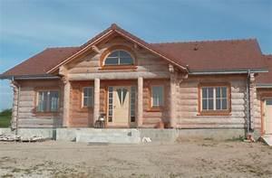 Maison Rondin Bois : maisonenrondindebois fr ~ Melissatoandfro.com Idées de Décoration