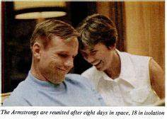 Apollo 11 astronauts Buzz Aldrin, Michael Collins and Neil ...