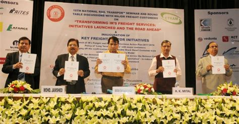 Indian Railways Freight and Passenger Business Action Plan ...
