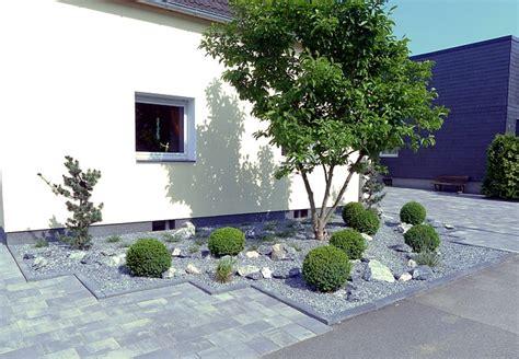 Vorgarten Moderne Gestaltungpflegeleichte