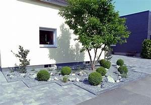 Kleinen Vorgarten Gestalten : kleiner vorgarten gestalten nowaday garden ~ Frokenaadalensverden.com Haus und Dekorationen