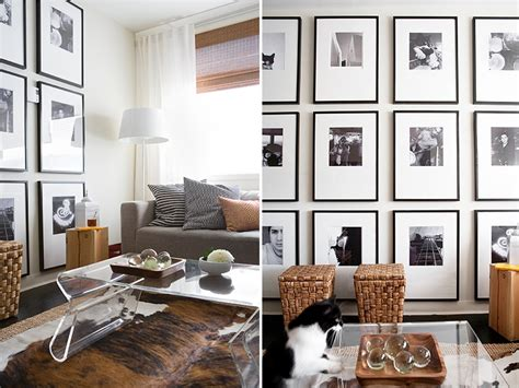 How To Decorate A Large Living Room Wall