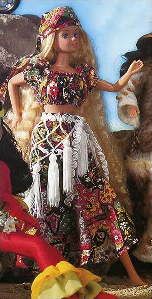"""Free Sewing Pattern """"romanitc Suit In The Gypsy Style' """"to"""
