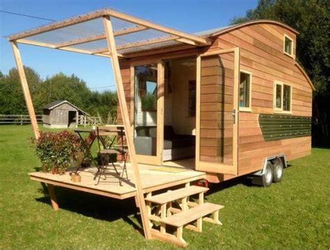 mini häuser kaufen mini h 228 user wie aus einem wohnwagen ein gem 252 tliches zuhause wird