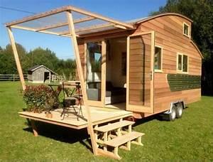 Tiny House Kaufen Deutschland : mini h user wie aus einem wohnwagen ein gem tliches zuhause wird ~ Markanthonyermac.com Haus und Dekorationen