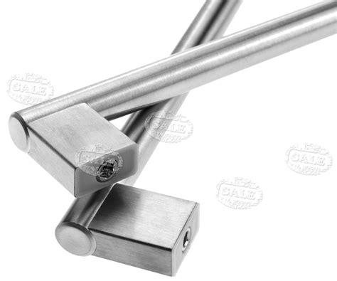 5 X 160mm Boss Bar Handle Kitchen Furniture Cup Board