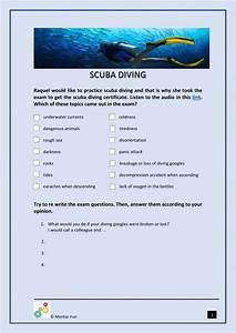 Scuba Diving Exam