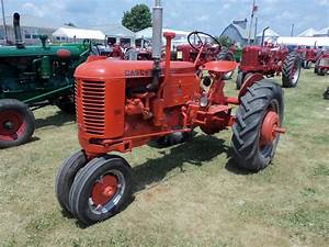 1940s Case tractor | Case equipment | Pinterest