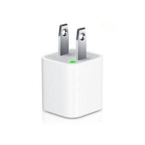 iphone cube charger apple a1265 iphone usb power adapter cube charger