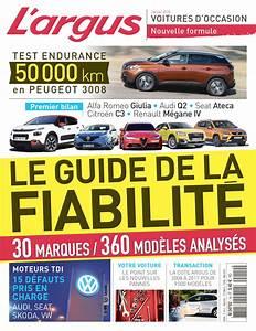 Fiabilité Des Voitures : guide de la fiabilit l 39 argus d voile les d fauts de vos voitures photo 1 l 39 argus ~ Maxctalentgroup.com Avis de Voitures