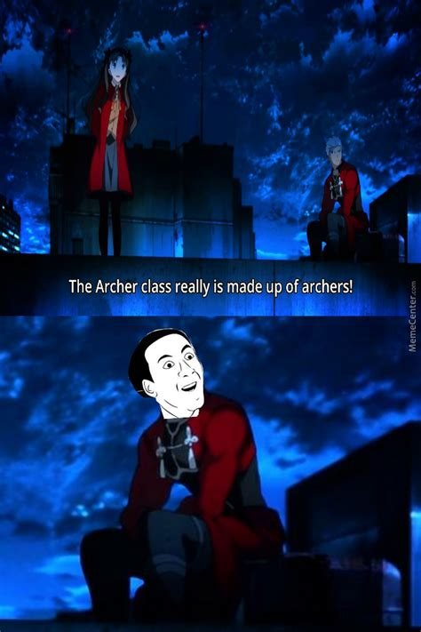 Fate Memes - no you really think so anime fate stay night by alex zemouche meme center
