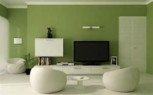 Couleur De Peinture Pour Salon : couleur de peinture pour le salon plus de 20 nuances vertes ~ Melissatoandfro.com Idées de Décoration