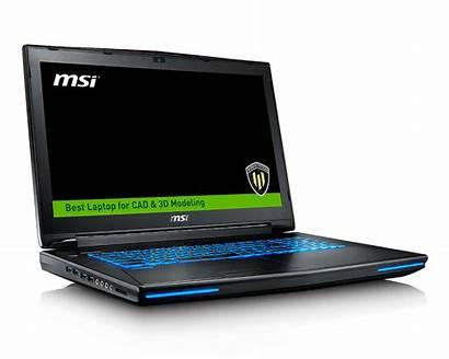 Msi Workstation Wt72 6qn Laptop 6qk Notebook