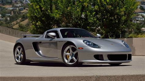 Now's Your Chance To Own A 25-mile Porsche Carrera Gt