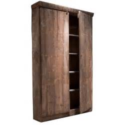 How Tall Are Cabinets by Primitive Wood Storage Cabinet At 1stdibs