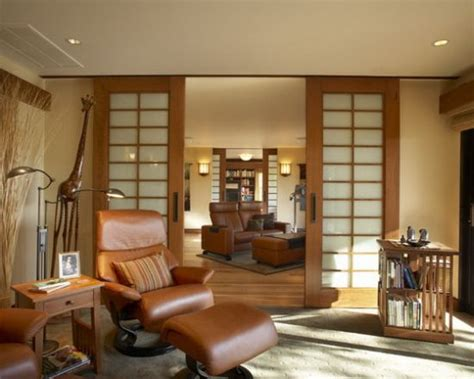 Doors To Living Room by 33 Wooden Sliding Doors For Living Room Ultimate Home Ideas