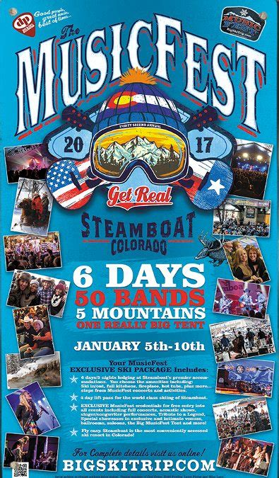 country fan fest 2017 lineup steamboat 39 s music fest announces 2017 lineup