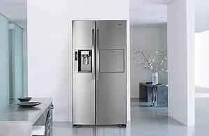 Frigo Americain Largeur 85 Cm : samsung vs lg quels sont les meilleurs frigos am ricains ~ Melissatoandfro.com Idées de Décoration