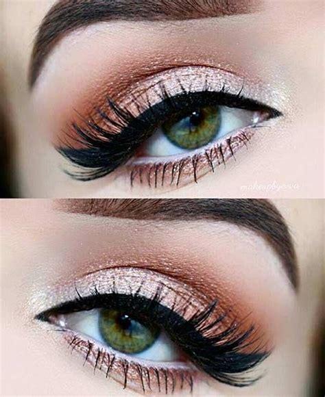 great eye makeup   green eyes styles weekly