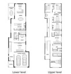 narrow house floor plans 25 best ideas about narrow lot house plans on narrow house plans retirement house