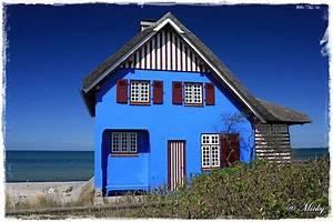 Oberstaufen Blaues Haus : graswarder blaues haus foto bild landschaft meer strand natur bilder auf fotocommunity ~ A.2002-acura-tl-radio.info Haus und Dekorationen