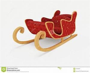 Traineau Du Père Noel : tra neau le p re no l photographie stock libre de droits image 27646947 ~ Medecine-chirurgie-esthetiques.com Avis de Voitures
