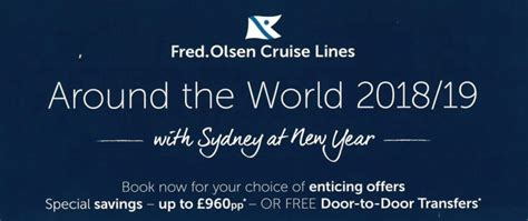 'Around the World 2018/19 with Sydney at New Year' – a ...