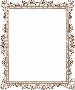 Antique Frame Clipart - Clipart Suggest