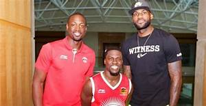 LeBron James & Kevin Hart Team for Basketball Comedy 'Ballers'