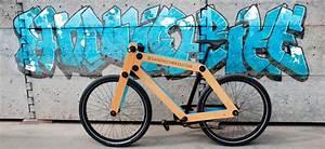 Fahrrad Wandhalterung Selber Bauen : holz fahrrad zum selberbauen ~ Frokenaadalensverden.com Haus und Dekorationen