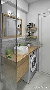 Petit Lave Linge Pour Studio : studio vue mer royan la salle d 39 eau avec lave linge sous ~ Carolinahurricanesstore.com Idées de Décoration