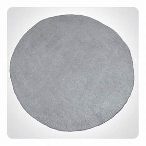 tapis rond gris With tapis gris rond