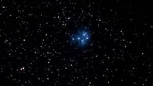 The Pleiades Star Cluster - YouTube
