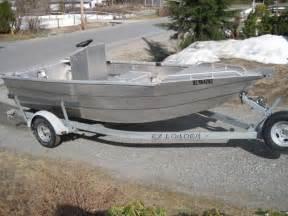 Aluminum Boats Used