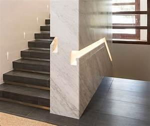 Handlauf In Wand : stair design idea 9 examples of built in handrails contemporist ~ Markanthonyermac.com Haus und Dekorationen