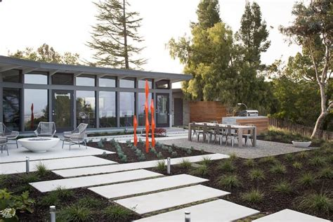 inspiring midcentury modern house plans photo mid century modern house by klopf architecture homeadore