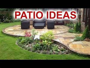 Patio ideas beautiful patio designs for your backyard for Tips must try small patio ideas
