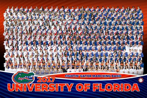 university florida bands