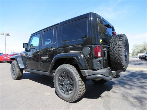 jeep backcountry black 2016 jeep wrangler unlimited backcountry for sale stock
