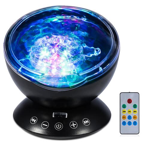 wave light projector wave projector l led light with