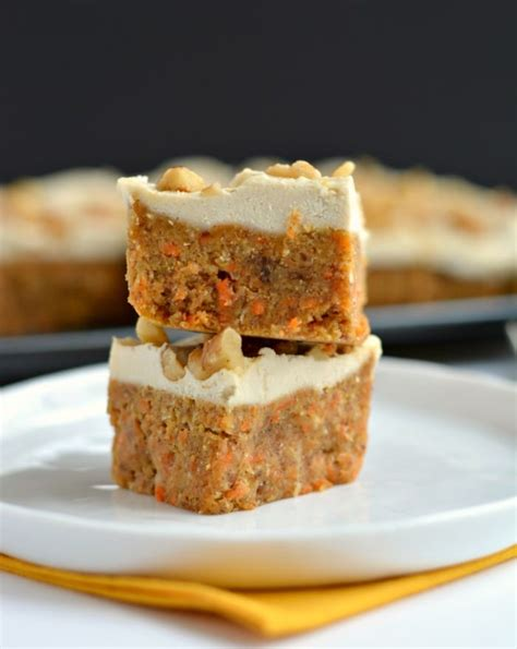 vegan carrot cake recipe