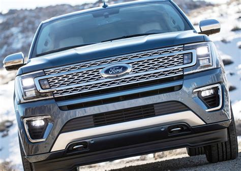 ford expedition redesign  engine features