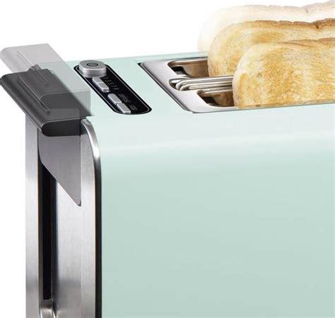 toaster mit integriertem brötchenaufsatz toaster mit eingebautem br 246 tchenaufsatz bosch haushalt tat8612 hellgr 252 n edelstahl kaufen