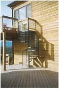 Steel Spiral Staircase...