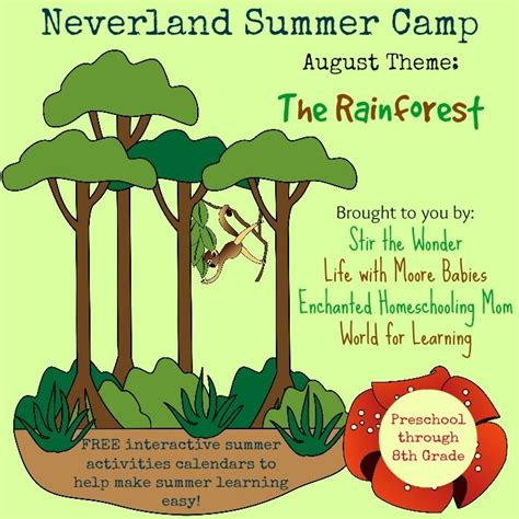 august neverland summer camp preschool amp kindergarten 139 | 43eec4851d14c61e780d7e7f90a45022