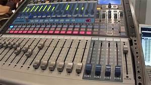2013 Using Presonus Studio Live 16 4 2 Digital Mixing