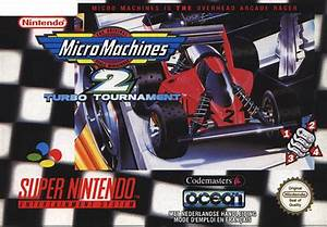 MicroMachines 2 Turbo Tournament Sur Super Nintendo