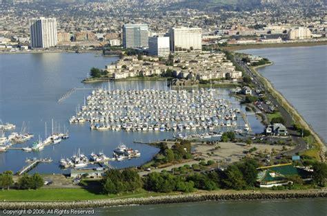 Emeryville Boat Slip by Emery Cove Yacht Harbor In Emeryville California United