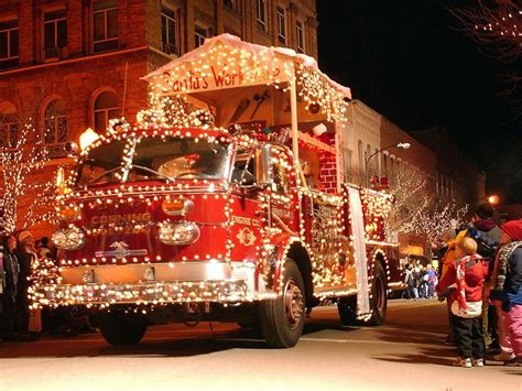 parade of lights corning ny parade to light up corning news the leader corning ny