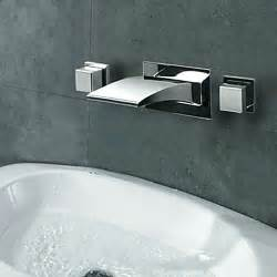 kohler wall mount waterfall faucet waterfall tub filler seoandcompany co
